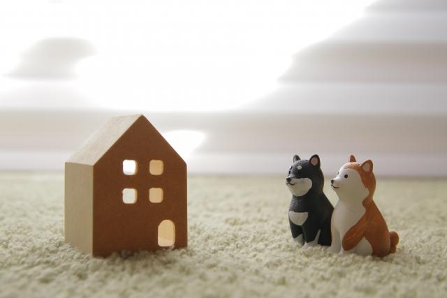 葬儀後の相続手続き。各健康保険からの給付金・補助金制度(葬祭費、埋葬料)の必要書類や手続き方法、期限あります。家と犬