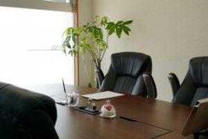 税理士・会計事務所応接室